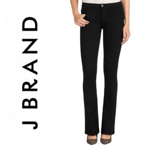 NWT J BRAND Betty Mid Rise Boot Cut Jeans Pants